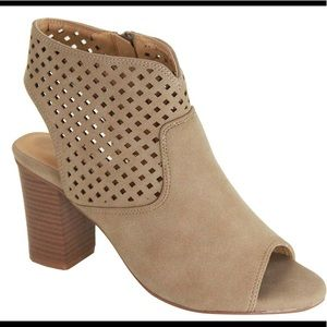 Shoes - New Tan fall booties